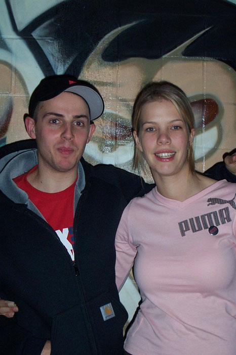 Mieke en Michel