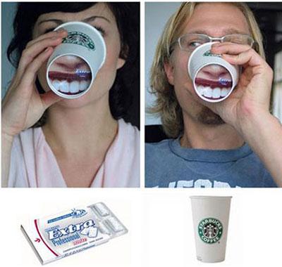 koffieverslaafd en witte tanden?!