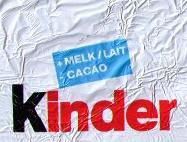 kinderchocolade = minder cacao meer melk