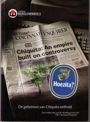 cover van het boek 'de geheimen van chiquita onthuld'