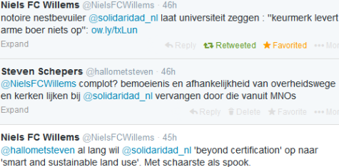 OPENT TWITTER ACCOUNT NIELS FC WILLEMS