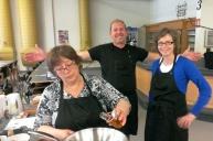 Centrale Uitvoeringsdiensten stad Hasselt aan de eerlijke kook