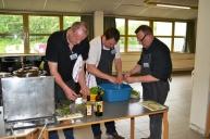 Dienst Gebouwen stad Hasselt aan de eerlijke kook