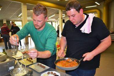 Dienst Leefmilieu stad Hasselt aan de eerlijke kook