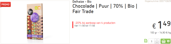 http://shop.delhaize.be/nl-be/Bio-Eco/Fairtrade/Kruidenierswaren/Chocolade-7C-Puur
