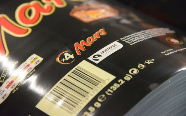 http://www.foodbev.com/news/mars-chocolate-makes-first-mars-bars-featuring-fairtrade-certified-cocoa/