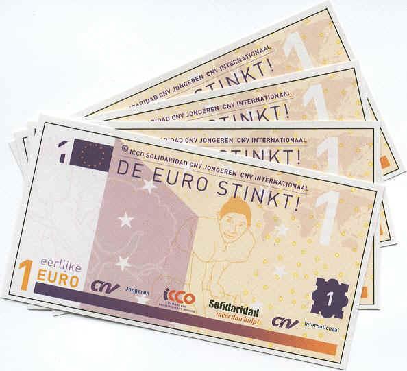 DE EURO STINKT NIET MEER !/?