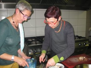Oxfam-Wereldwinkel Stevoort kookt