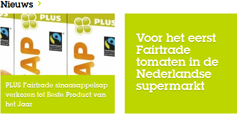NIEUWS VAN DE WEEK OP MAXHAVELAAR.NL