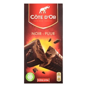 COTE D'OR MET COCOA LIFE LOGO