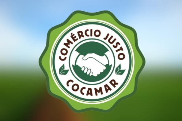 LOGO COCAMAR - COMMERCIO JUSTO