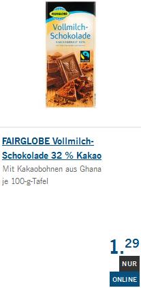32% Kakaoanteil - 100 gr - 129 CENT