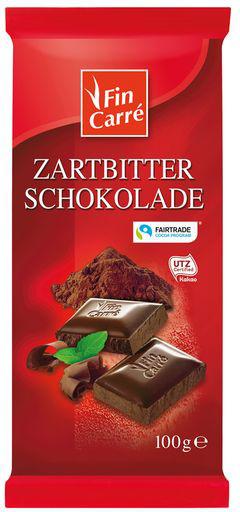 ZARTBITTER CHOCOLADE LIDL