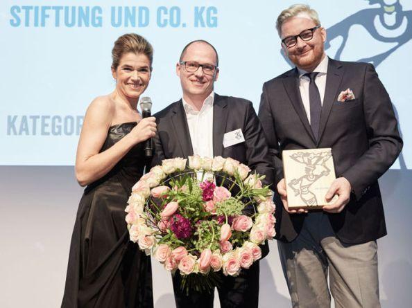 FAIRTRADE-AWARD 2016 - GEWINNER DER KATEGORIE HANDEL: LIDL STIFTUNG