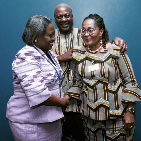 "JOHN DRAMANI MAHAMA: ""#SPECIAL MOMENTS AT 71ST #UN GENERAL ASSEMBLY"""