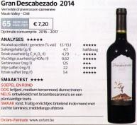 ROOD - GRAN DESCABEZADO 2014 (CHILI)
