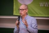 Johan Snyders (artisanaal broodatelier El Parachutero, gebruikt de biosuiker van Oxfam Fair Trade)